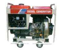LE(H)-series Air Cooled Diesel Generator(Luxury type)