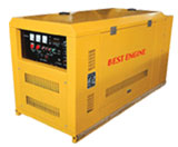 10-30GF-LDE(10-30KW) Water Cooled Low Noise Diesel Generator