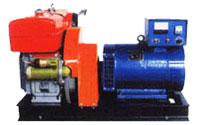 Common type Diesel Generator 5-12GF(Direct-Coupled)